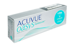 Johnson & Johnson - 1-DAY Acuvue Oasys with HydraLuxe