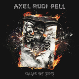 Axel Rudi Pell ‎/ Game Of Sins (RU)(CD)