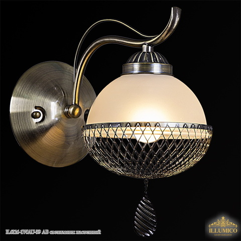 IL6116-1WAU-59 AB светильник настенный