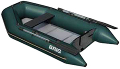 Надувная лодка BRIG D240