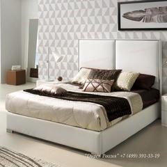 Кровать Dupen (Дюпен) 889 ANDREA белая
