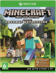 Minecraft: Xbox One Edition - Любимые дополнения (Xbox One)