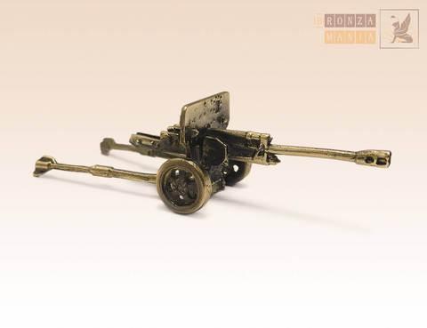 фигурка Пушка ЗИС-3 (76-мм дивизионная пушка)