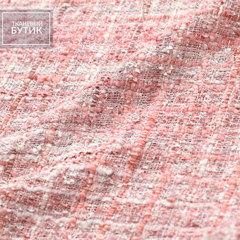 Нежно-розовая ткань в стиле