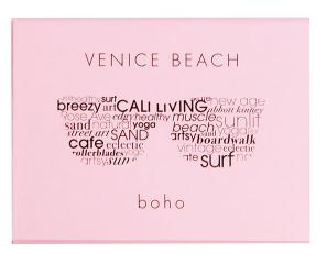 Палетка для макияжа LA EXPERIENCE - EYE & CHEEK PALETTE - VENICE BEACH