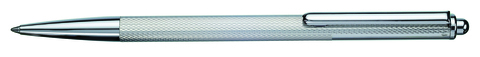 Ручка шариковая Etra с корпусом из серебра 925 пр