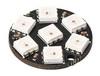 Круглый светодиодный модуль RGB WS2812 / 7×LED