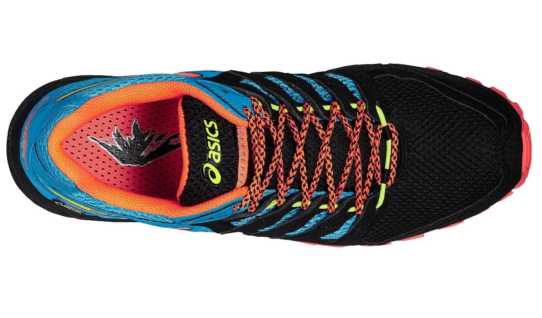 Мужские беговые кроссовкиAsics Gel-FujiAttack 4 G-TX (T535N 9930) фото