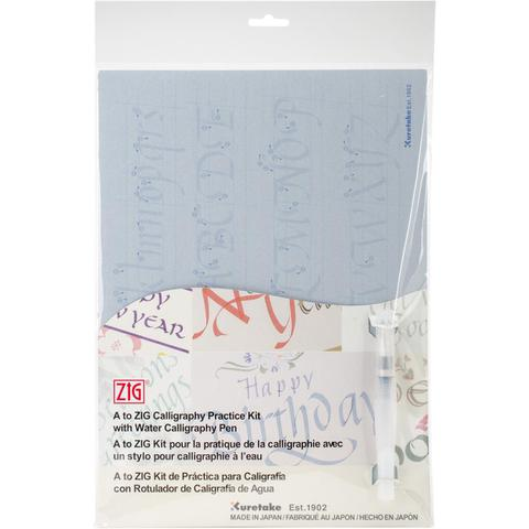 Набор для каллиграфии Zig Calligraphy Practice Kit