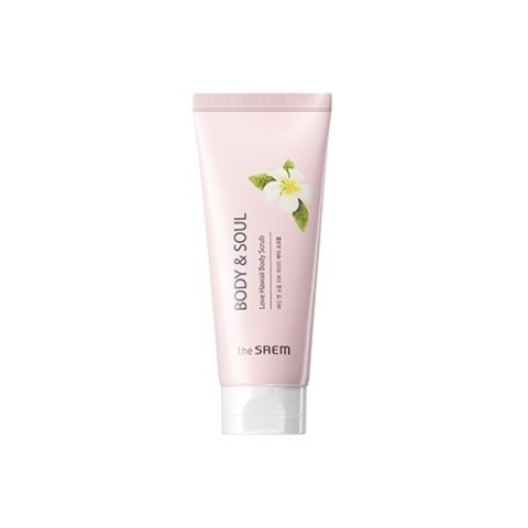 THE SAEM Body & Soul Скраб для тела Body & Soul Love Hawaii Body Scrub N2 200ml
