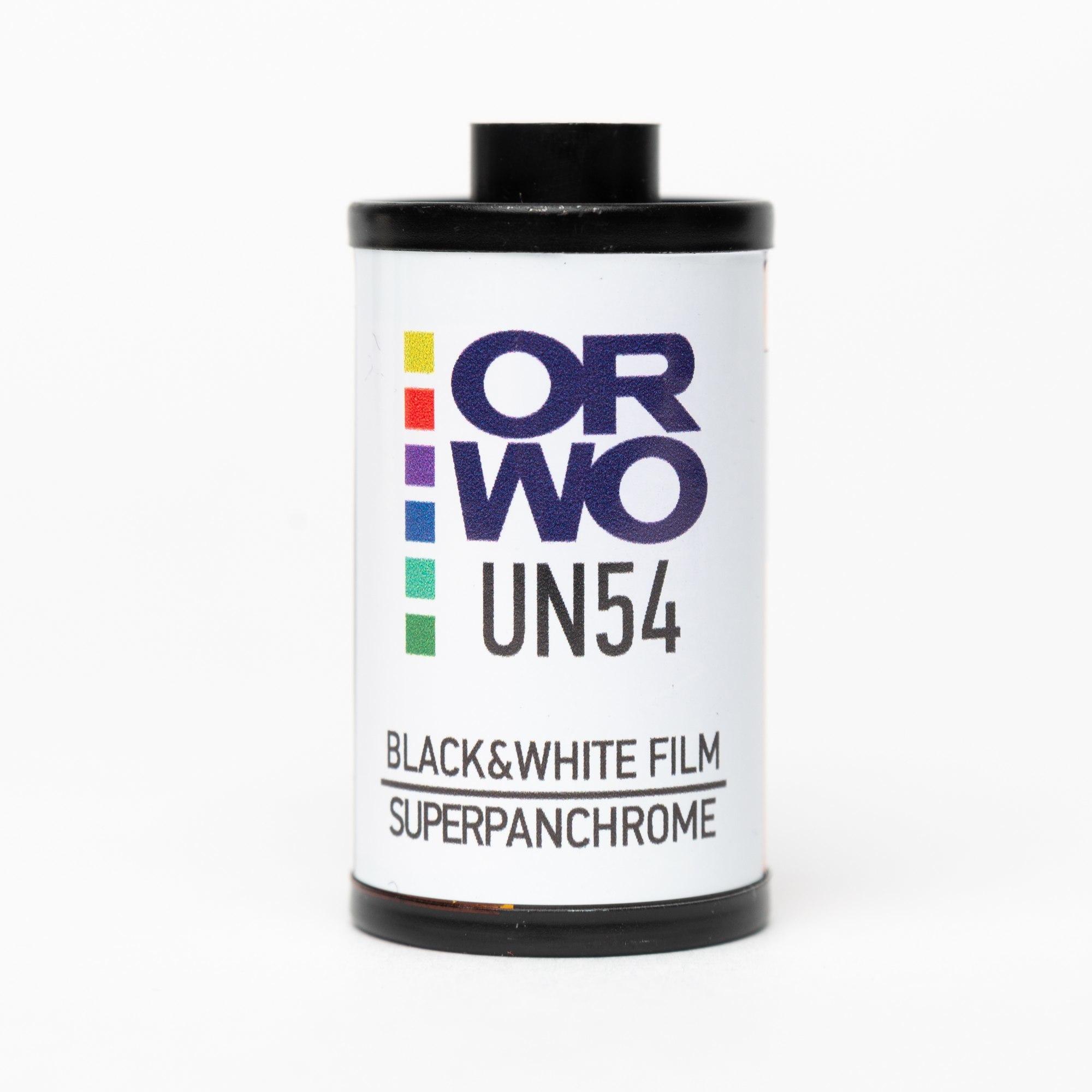 ORWO UN54+