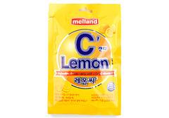 Карамель со вкусом лимона, 100г