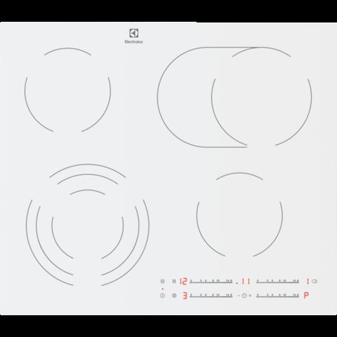 Электрическая варочная панель Electrolux CKE6450WC