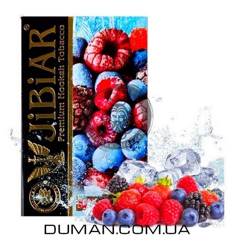 Табак JiBiAR Fresh Berry (Джибиар Свежие Ягоды) 50g