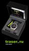 Купить Наручные часы Traser Classic Chrono Titan Blue 100307 по доступной цене