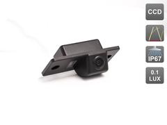 Камера заднего вида для Volkswagen Touareg I 03-10 Avis AVS326CPR (#105)