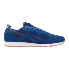 Кроссовки Reebok CL Leather Suede Blue (48 EUR 30,5 см)