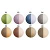 Двойные Компактные Тени для век №06 Розово-бежевый + Ярко-коричневый