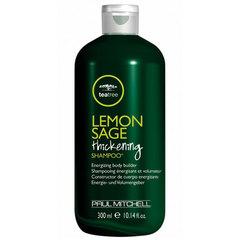 Объемообразующий шампунь с экстрактами лимона и шалфея Paul Mitchell Lemon Sage Thickening Shampoo 300 мл