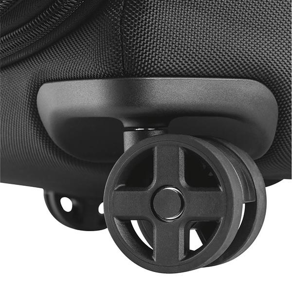Чемодан Victorinox Lexicon Dual-Caster, чёрный, 44x30x61 см, 81,4 л