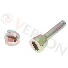 Оправка овальная обратная для люверсов (колец) VERTON