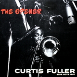 Curtis Fuller ‎/ The Opener (LP)