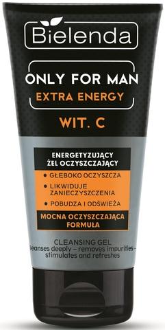 BIELENDA ONLY FOR MEN Энергитизирующий гель EXTRA ENERGY 150г