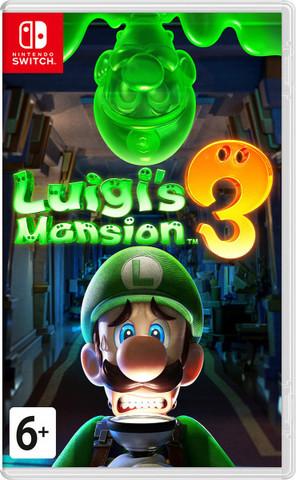 NS: Luigi's Mansion 3 (английская версия)