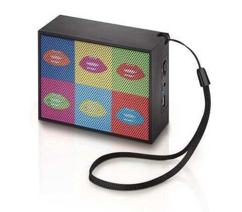 Mac Audio BT Style 1000 design Lips, акустическая система беспроводная