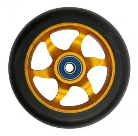 Колеса Flavor Awakening Wheel 110 mm Gold
