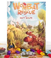Набор реалистичных ресурсов для игры «Wombat Rescue»