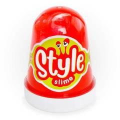 Slaym Lori Style Slime 130ml qırmızı çiyələk oxusu ilə
