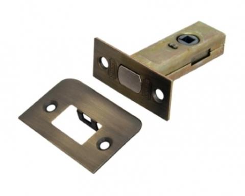 Фурнитура - Задвижка Дверная  Palidore L 7-45, цвет бронза  (гарантия - 1 месяц)