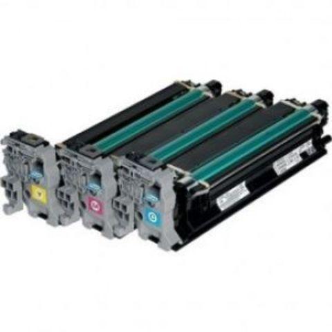 Блок проявки Konica Minolta IUP-22C синий для bizhub C3350 (A3GP0HD)