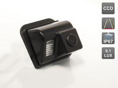Камера заднего вида для Mazda 6 (GH) SPORT WAGON 07-12 Avis AVS326CPR (#044)