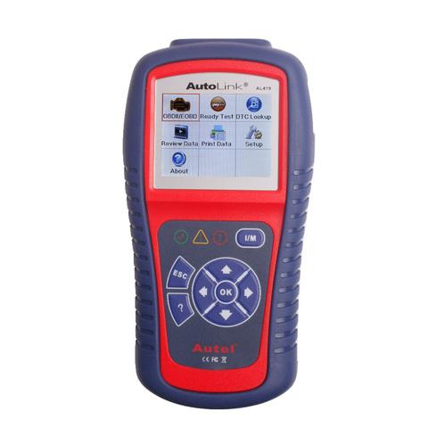 Автосканер Autel Autolink AL419