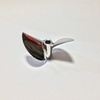 1645/3 Pro Boat Zelos 36 Twin champion propeller stainless steel