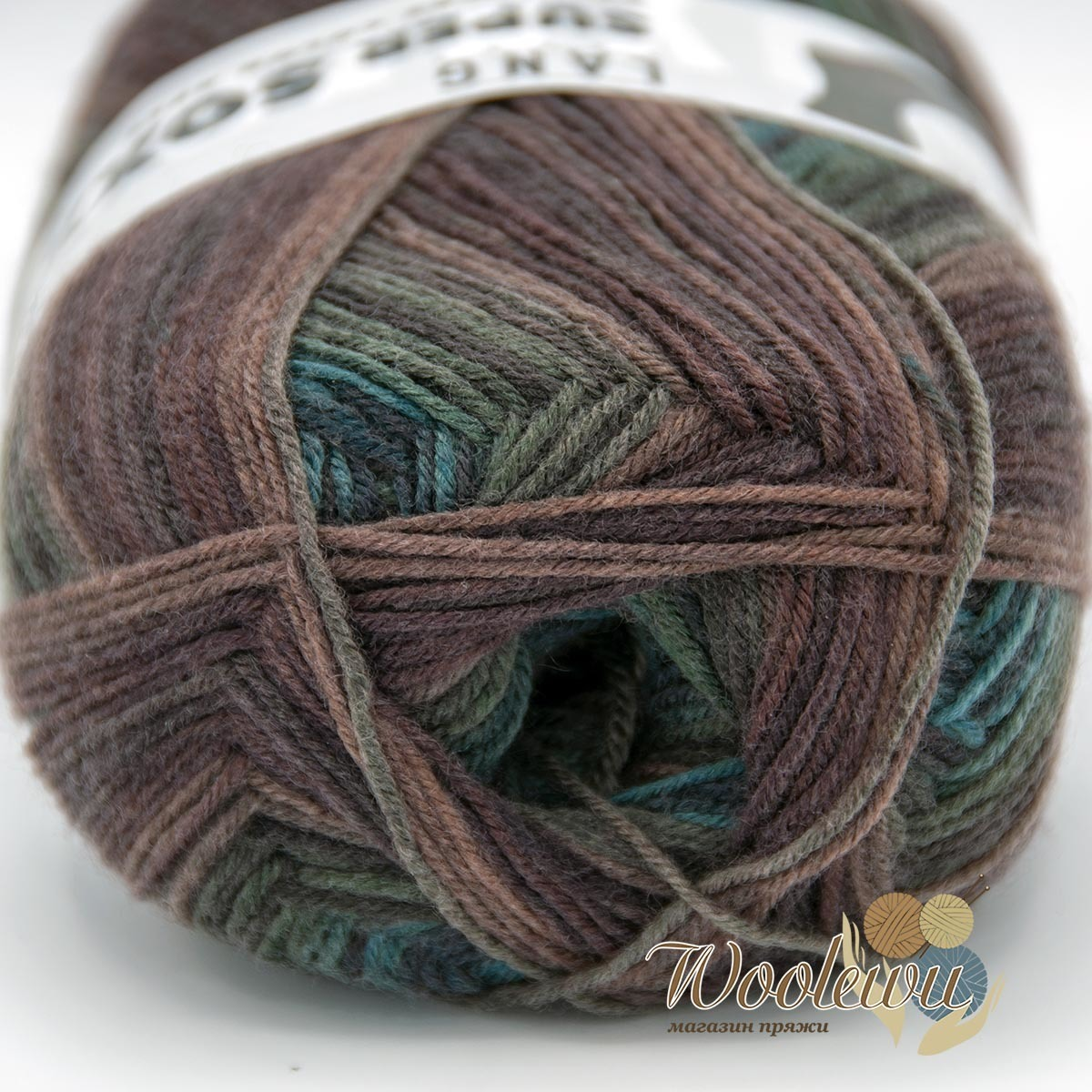 Lang Yarns Super Soxx Cashmere Color - 904.0011