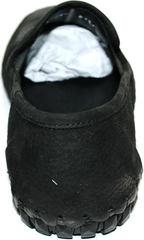 Модные мужские мокасины Roadman S-200 Black