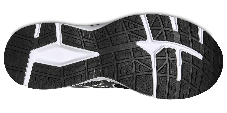 Мужские беговые кроссовки Асикс Patriot 8 (T619N 9099) черные фото