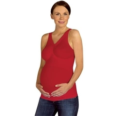 Поддерживающий топ Carriwell Maternity Light Support Top, Красный