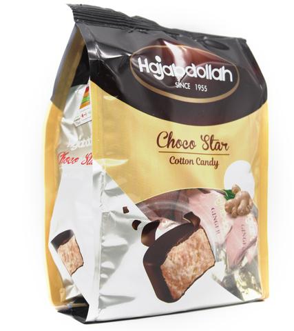Пишмание со вкусом имбиря в шоколадной глазури Choco Star, Hajabdollah, 180 г