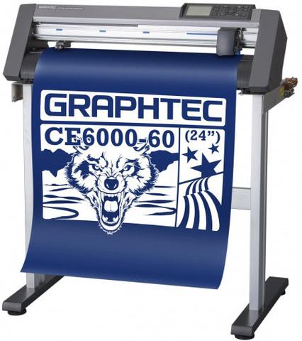 Режущий плоттер Graphtec CE6000-60ES (603 мм)
