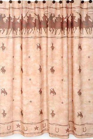Элитная шторка для ванной Blonder Home Hacienda