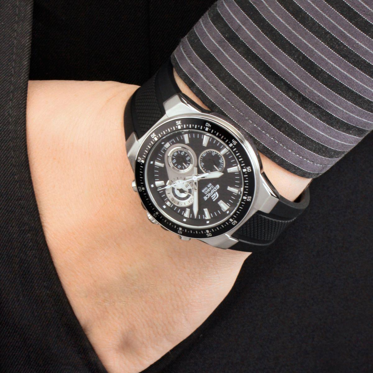Casio EF-552-1A - купить наручные часы Casio Edifice EF-552-1A   EF ... a44e0d34d75