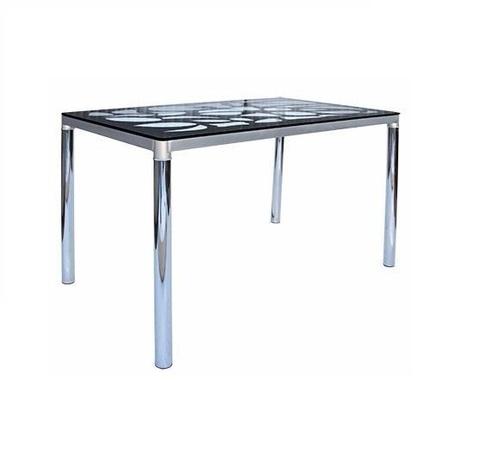 Стол обеденный GT-300 прямоугольный черный