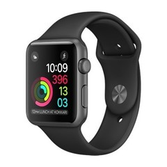 Apple Watch 2 Sport 42mm Space Gray Black