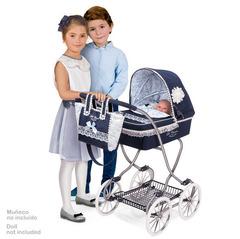 DeCuevas Коляска с сумкой серии Романтик, 90см (80225)