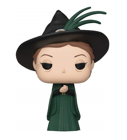 Фигурка Funko POP! Vinyl: Harry Potter S8: Minerva McGonagall (Yule) 42830