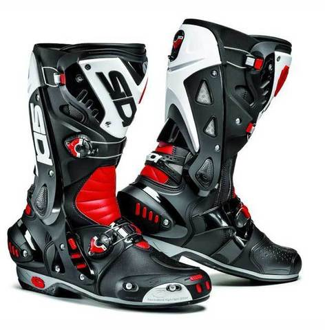 Sidi Vortice black-red-white